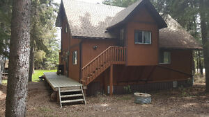 TURTLE LAKE CABIN, WITH 2 LOTS