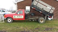 1989 Ford F-350 6 roues dompeur