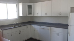 3 Beds upper level apartment,  heating & water incl.! Apr.1st