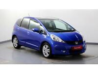 2011 Honda Jazz 1.4 i-VTEC EX Petrol blue Manual