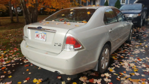 2008 Ford Fusion AWD