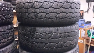 2 P275/55R20 Wild Country XRT Radial