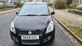 £30 Tax! 2009 Suzuki Splash1.2 Diesel full Mot 2021 ! FSH...42K miles.
