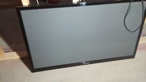 Samsung Plasma 3D tv broken screen