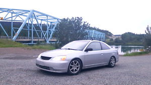 2002 Honda civic (trades)