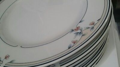 Princess House Heritage Blossom pattern dessert/salad/luncheon plate Heritage Luncheon Plate