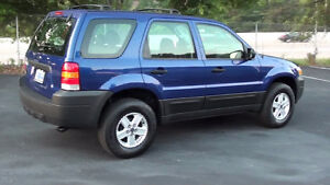 Well Loved 2005 Ford Escape XLT SUV, Crossover