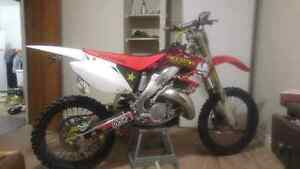 Honda  cr125 2004 dirtbike