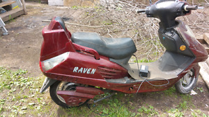 Electric  Scooter $300.00