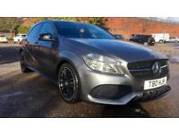 2016 Mercedes-Benz A-Class A200d AMG Line Executive with Automatic Diesel Hatch