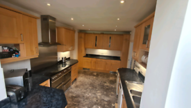 MAGNET Kitchen units and cooker