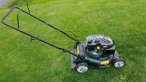 "21"" Yardworks Lawnmower $70.00"