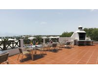 CHEAP 4 STAR ACOMMODATON SLEEPS 4 - LANZAROTE - COSTA TEGUISE 10 MIN WALK TO BEACH