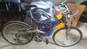 Super deal on a 21 speed Mountain bike
