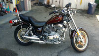 750 yamaha virago 1987 collector, 95%mint
