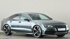 image for 2014 Audi A7 3.0 BiTDI Quattro 313 Black Ed 5dr Tip Auto [5st] Hatchback diesel