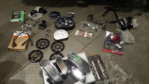LOTS OF ORIGINAL PARTS- 05' ULTRA SREAMING EGALE -