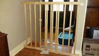 Evenflo Top of Stairs Plus Baby Gate