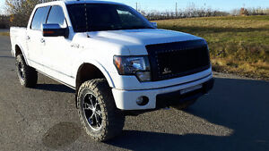 2009 Ford F-150 Patinum Edition-Sell or Trade for Dirtbike