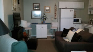 1  or 2 Bedroom-Fully furnished-includes utilities