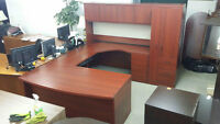 BEAUTIFUL EXECUTIVE SUITE U-SHAPED LIKE-NEW CONDITION ONLY 795.0 Mississauga / Peel Region Toronto (GTA) Preview