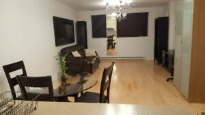 Condo A Louer/ For Rent 3 1/2 (Ville-Marie)