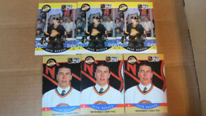 Petr Nedved rookie cards+(3)