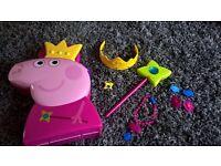 Peppa Pig jewellery case children's toy