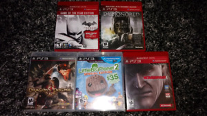 PS3 Games for cheap!