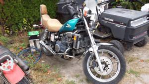 Vintage 1986 Honda Magna 700cc