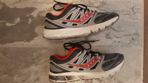 Boys Size 4 Saucony Running Shoes