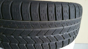 4 winter tires with rims Oakville / Halton Region Toronto (GTA) image 1
