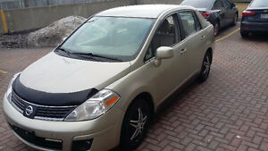Selling my 2007 Nissan Versa Sedan