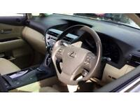 2009 Lexus RX 450h 3.5 SE-I 5dr CVT Automatic Electric Estate