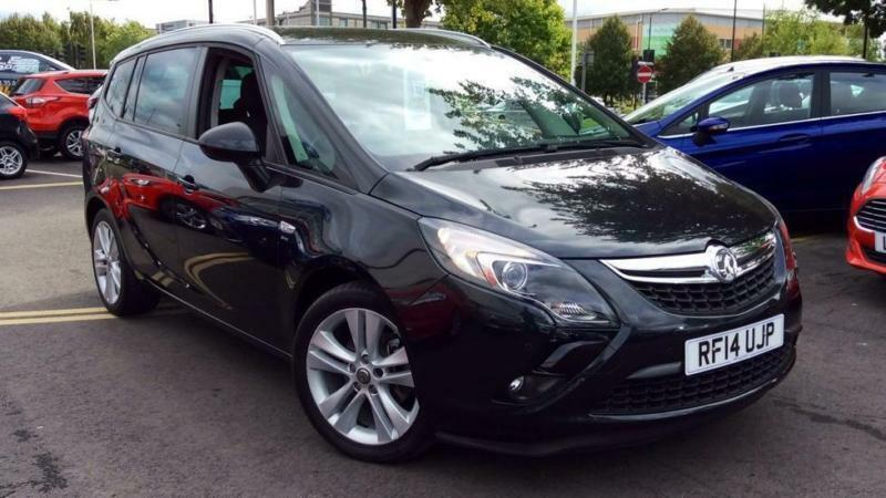 2014 Vauxhall Zafira 1.4T SRi 5dr Manual Petrol Estate