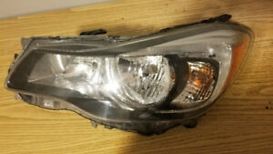 Subaru Crosstrek LEFT Halogen Headlight 2012 - 2015