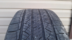 1x 265 60 18 Michelin Latitude Tour