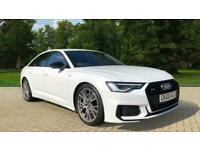 Audi A6 50 TDI Quattro Black Edition A Auto 4x4 Diesel Automatic