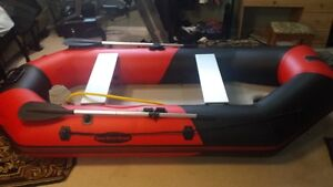 Inflatable boats, .9mm PVC Transport Canada Approved