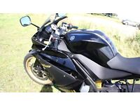 YAMAHA YZF-R125 2011 Black BREAKING PARTS, Recycle, P/X, Salvage.