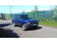 Land Rover Range Rover 4.0 V8 auto 2000MY HSE
