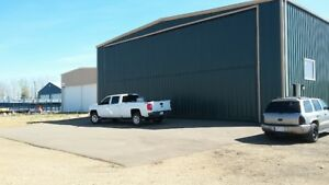 5600 Square Feet Hangar at YMM for Lease