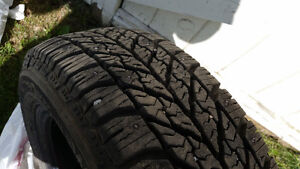Studded tires for a '93 toyota carola