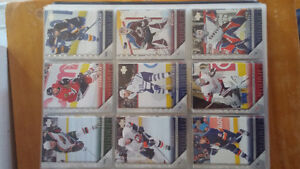 2005-06 UD series 1 base, young guns and inserts. Kingston Kingston Area image 3