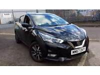 2017 Nissan Micra 1.5 dCi N-Connecta 5dr Manual Diesel Hatchback