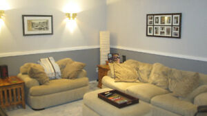 AVAILABLE NOW - TWO BEDROOM BASEMENT SUITE