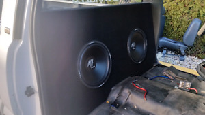 15 inch subs