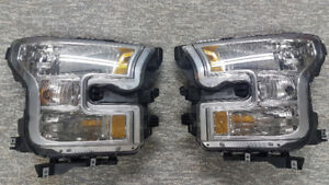 2015-17 F150 headlights
