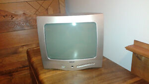 Black and white TV for sale