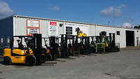 MEGA Used Forklift Sale - This Friday Saturday Only